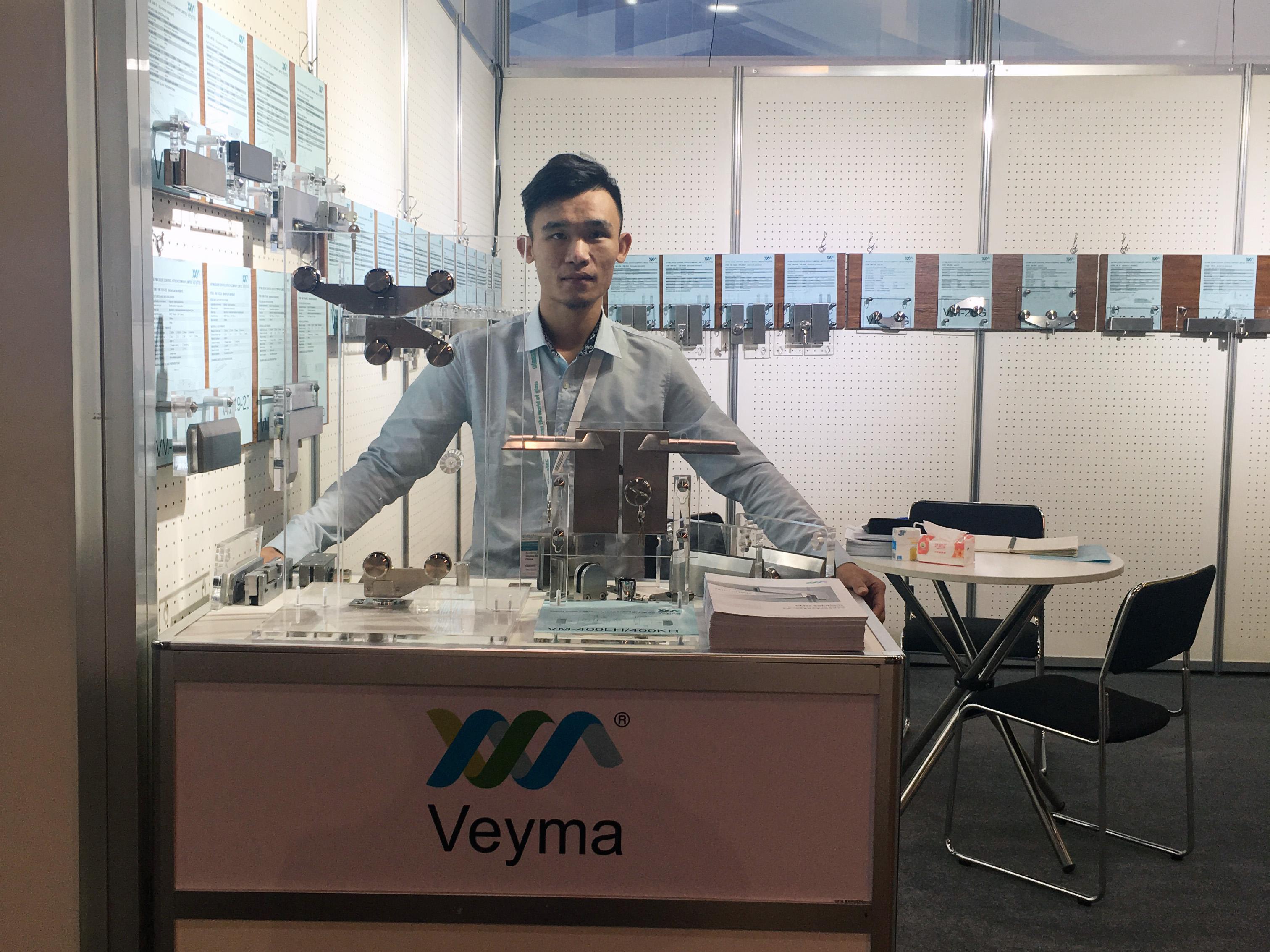 Veyma stand Hall10 F58