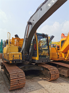 VOLVO EC140BLC Used Excavator for Sale