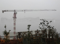 Flat-top Tower Crane PT5515-6