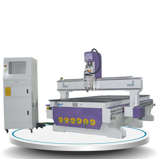Wood Router with T-slot Vacuum Table ACUT-1325