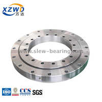 Xuzhou Wanda Single Row Four Point Contact Ball Slewing Bearing (Q) Without Gear