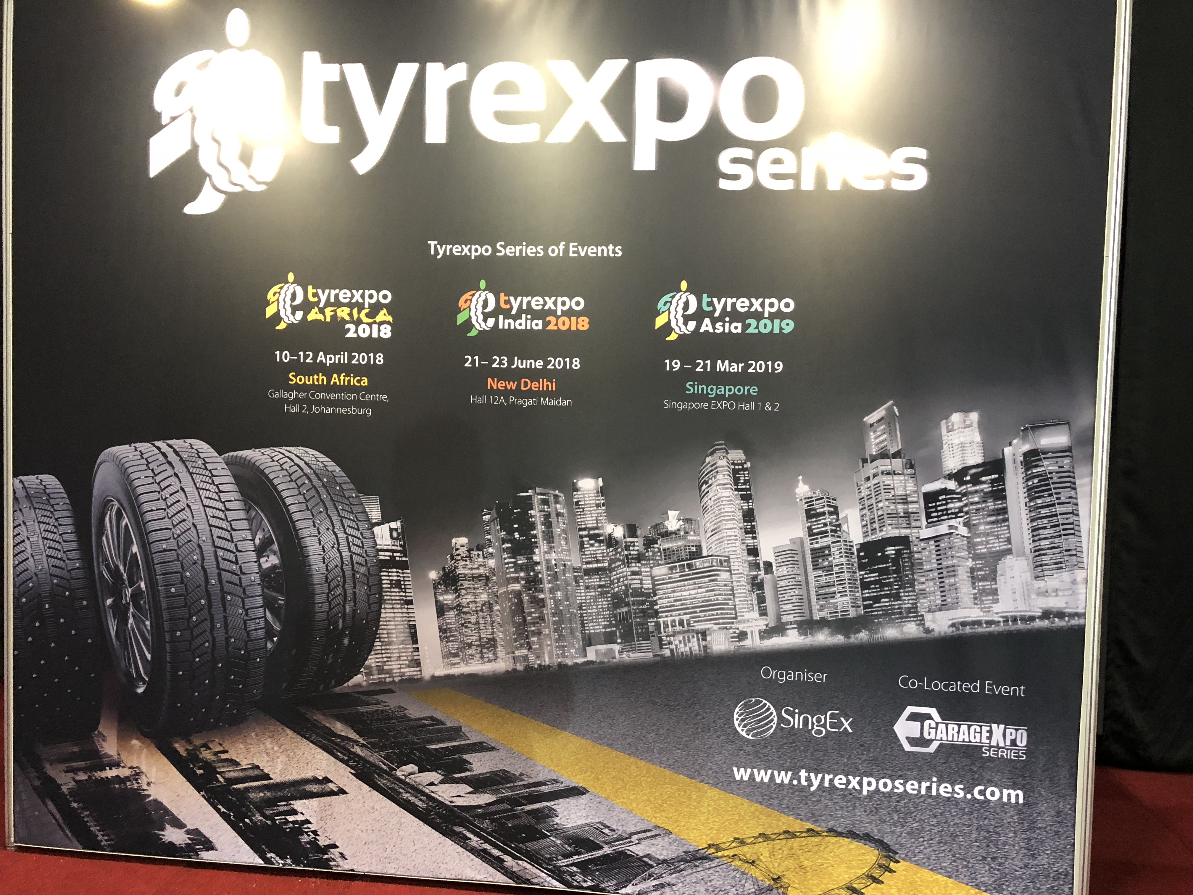 ATS Group In Tyrexpo Africa 2018