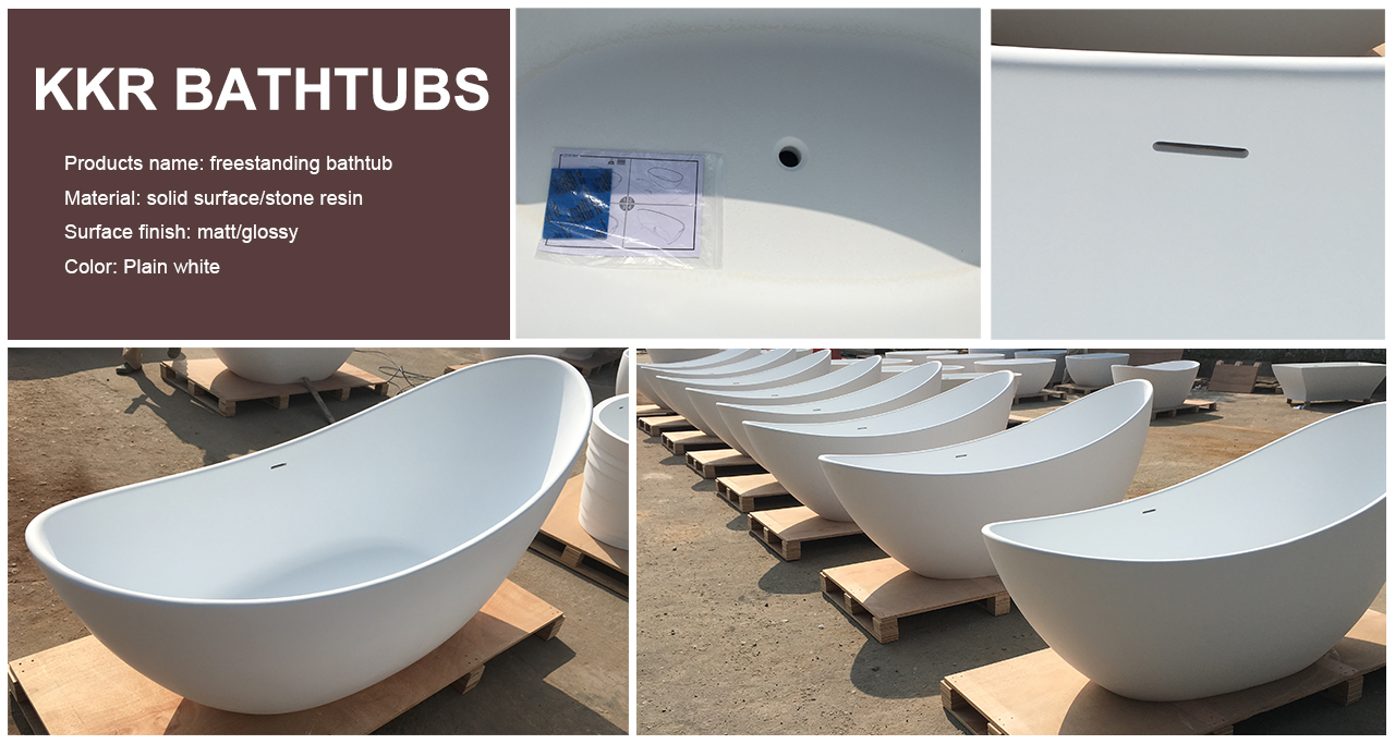 Launching More Than 80 New Modern Bathtub Designs - solid surface ...