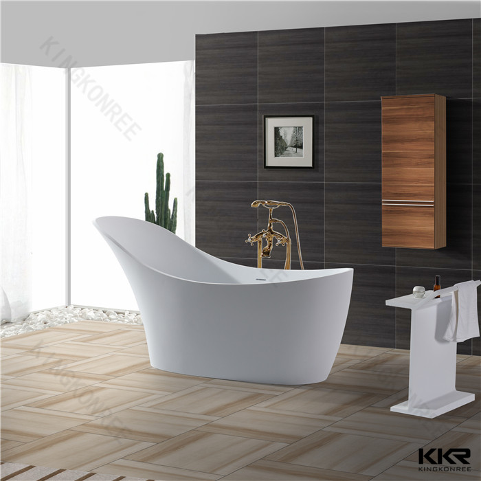 Solid surface freestanding tubs KKR-B006 from China manufacturer ...