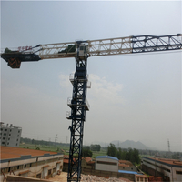 HST6516 Tower Crane with 65m Jib and 1.6t Jib Tip Capacity