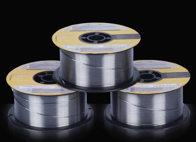 2 Rolls of ER71T-GS Flux-Core Gasless Mild Steel MIG Welding Wire 0.035 2-lb Spool