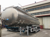 42CBM 42000Liters 3 Axle Aluminum Alloy Fuel Oil Tanker/Tank Semi Trailer