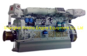 285-612HP Ningbo CSI Ningdong medium speed marine diesel engine (N6170)