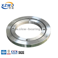 High Quality Big Diameter No Gear Slewing Bearing for Deck Crane