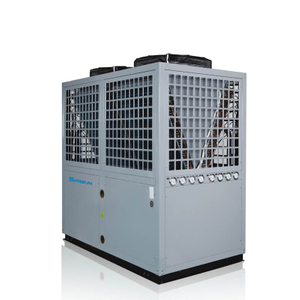 52KW-88KW Energy Efficient Air Source Heat Hump for Hot Water & Space Heating