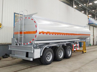 45000 Liters Carbon Steel Oil Diesel Fuel Gasoil Gasoline Jet Fuel Tank Semi Trailer