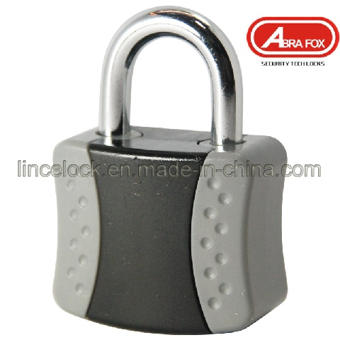 Zinc Alloy Padlock/ABS Coated Zinc Alloy Padlock/Brass Lock Cylinder (620)