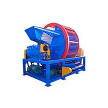 ZPS Tire Shredder