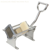 ZJG-02 Stainless Steel Manual Potato Chips Making Machine Price For Catering
