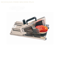 Stainless Steel Multi Manual Tomato Vegetable Cutter ZHT-4