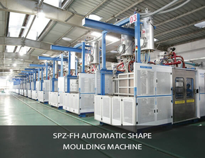 SPZ-FH automatic shape moulding machine