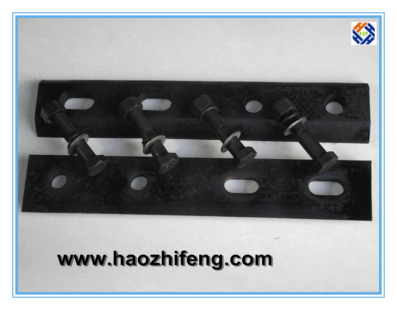 forged fishplate -Qingdao Haozhifeng machinery Co.,Ltd .the supplier of castings,forgings and machining in China .