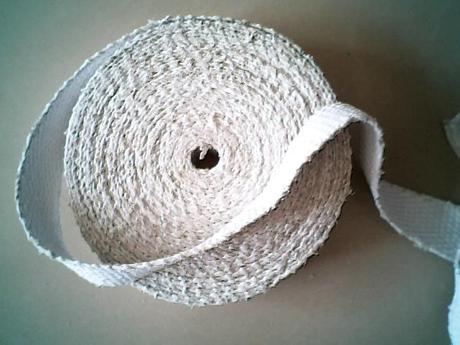石棉编织带