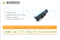 New product - compatible toner cartridge for HP CF248A