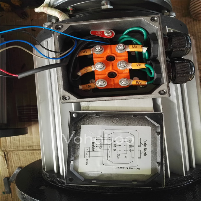 Traveling Motor for Car Parking System