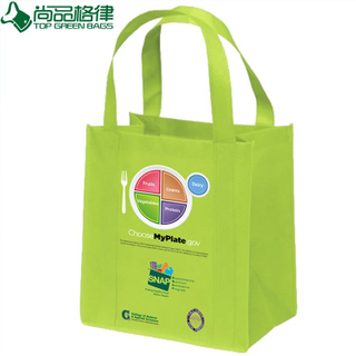 Reusable Biodegradable Big Thunder Shopping Bag (TP-SP322)