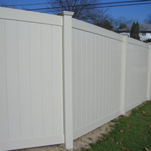 Vinyl Privacy fence DY001