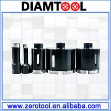 Brazed Diamond Limestone Drill Bit
