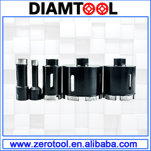 M10 Diamond Core Drill Bit for Stone Drilling and Cutting""