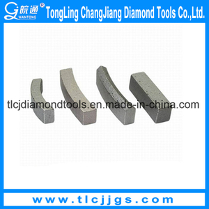 Diamond Edge Cutting Segment for Agate Cutting