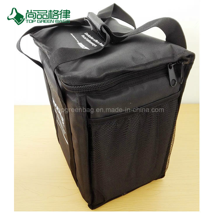 Custom High Quality Luxury Thick Insulated Food Pizza Delivery Bags