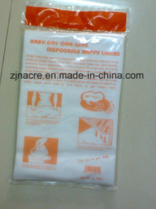Baby Nonwoven Disposable Flushable Nappy Diaper Liner