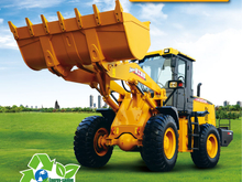 XCMG LW300KN front end loader