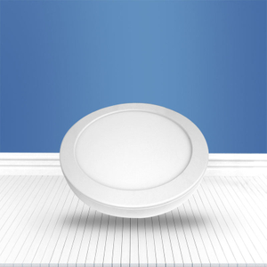 Round surface mounted panel light 9W