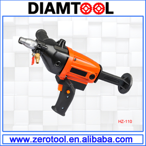 220V/240V Lightweight Portable Diamond Core Drilling Machines