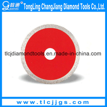 Marble Laser Cutter Disc with High Speed