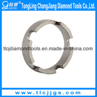 Diamond Core Bit Crown Segment