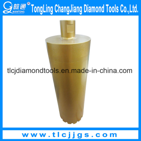 High Quality Diamond Core Drill Bits for Hard Rock
