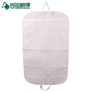 Custom Printed Logo Suit Cover Non Woven Garment Bag (TP-GB105)