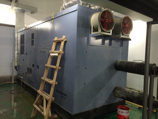 After the storm,How do we maintenance diesel generators