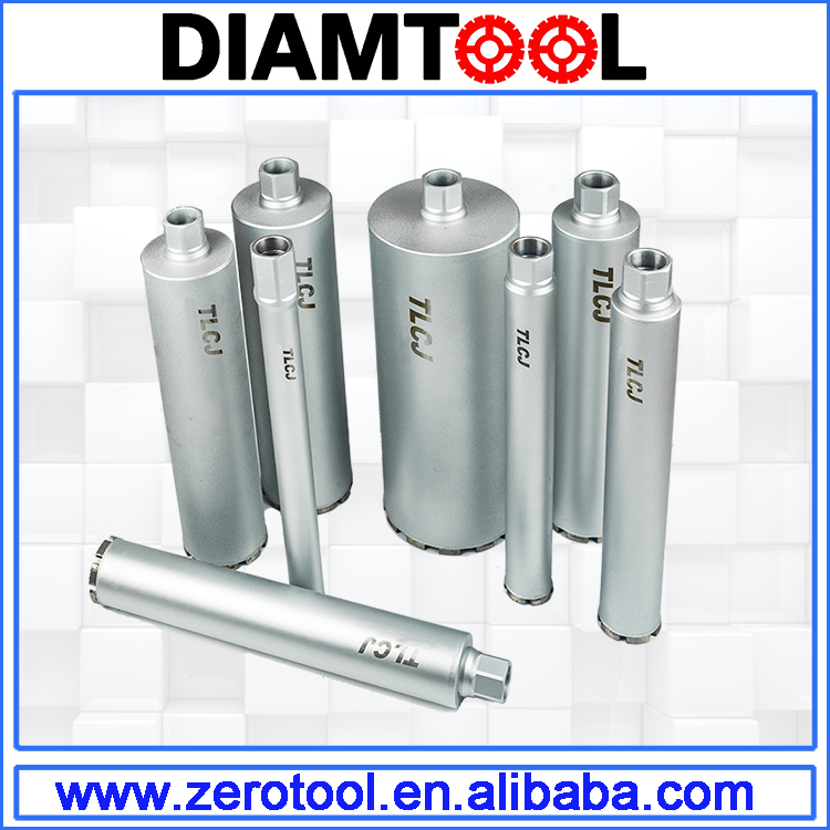 Reinforced Concrete Drilling Used Diamond Drill Bit for Sale