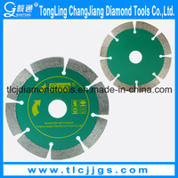 Dry Cutting Masonry Saw Blade with Long Lifespan