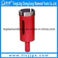 70mm Length Diamond Core Bit for Limestone Drilling