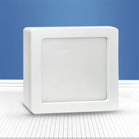 Square surface mounted panel light 20W