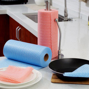 Household cleaning cloth