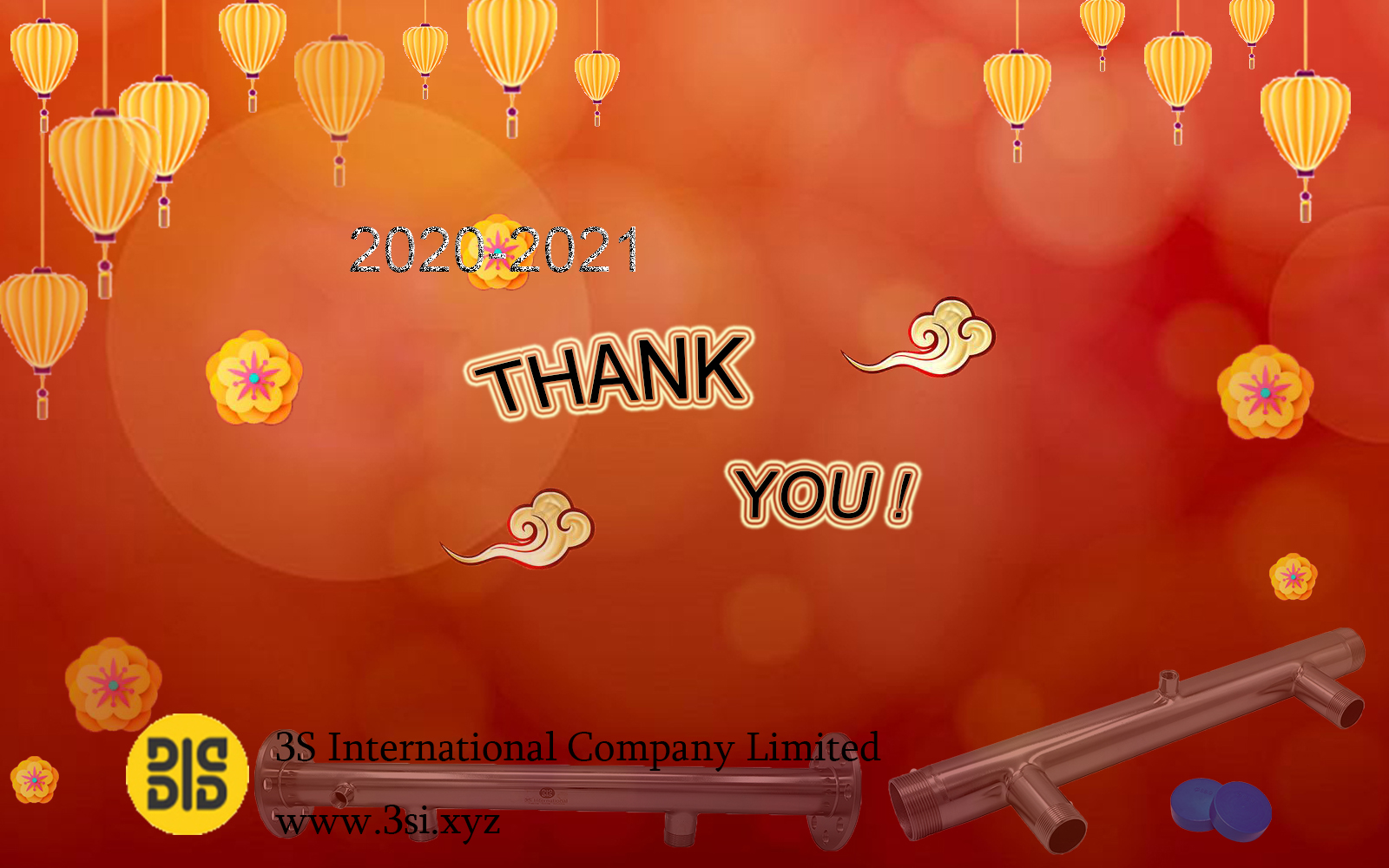 Thanks to all customers' trust and Chinese New Year Holiday