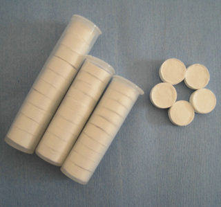 Magic Coin Nonwoven Compressed Tissue