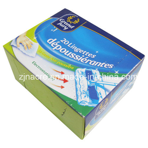 Dust Absorbed Static Nonwoven Dry Wipes