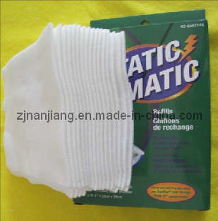 Nonwoven Household Disposable Cleaning Static Wipes