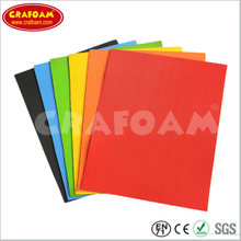Corrugated EVA Foam Sheets