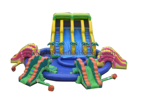 RB32014(dia10m)Inflatable Commercial Outdoor Water Games Giant Floating Water Park/Inflatable Amusement Park